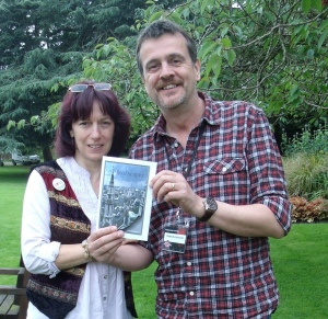 In 2012 I was the overall winner in the Writing Magazine/ Harrogate Crime Festival Short Story Competition
